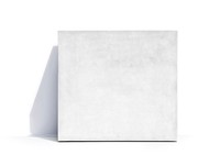 Кашпо New York, 80х30х80 см, белое