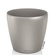 Lechuza Кашпо Classico, 21х20 см, серебро