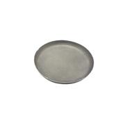Ter Steege Поддон полистоун Nova, 33х2 см, серый камень