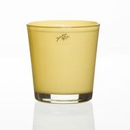 Sandra Rich Кашпо стеклянное Орхид, 13х14 см, ваниль