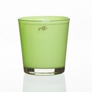 Sandra Rich Кашпо стеклянное Орхид, 13х14 см, зеленое