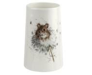 Royal Worcester Ваза Забавная фауна. Мышка, 14.6 см