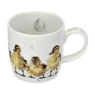Royal Worcester Кружка Забавная фауна, Новорожденные утята (310 мл)