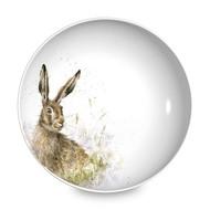 Royal Worcester Тарелка для пасты Забавная фауна.Заяц, 22 см
