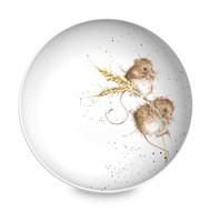Royal Worcester Тарелка для пасты Забавная фауна.Мыши, 22 см
