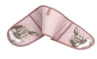 Pimpernel Прихватка двойная Забавная фауна. Пушистый кролик, 88х18 см