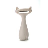 Peleg Design Овощечистка-пиллер для овощей CatPeeler, белый