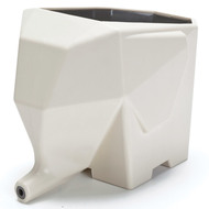 Peleg Design Подставка для столовых приборов Jumbo, кремовая