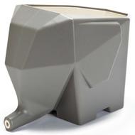 Peleg Design Подставка для столовых приборов Jumbo, серая