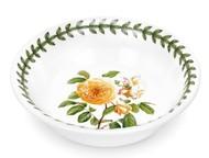 Portmeirion Салатник порционный Ботанический сад.Розы. Джорджия желтая роза, 13 см