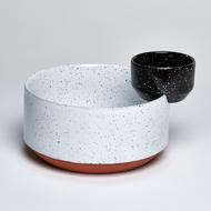 Doiy Чаша сервировочная Eclipse для салата и соуса