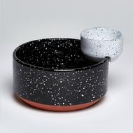 Doiy Чаша сервировочная Eclipse для снеков и соуса