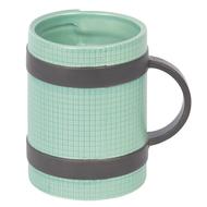 Doiy Кружка Yoga Mug (350 мл), зеленая
