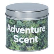 Doiy Аромасвеча Adventure, 8.5х8 см