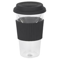 Doiy Кружка для кофе Brew To Go (200 мл), черная