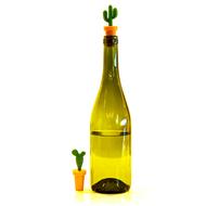 Qualy Комплект пробок для бутылок Cacstopper, 2 шт.