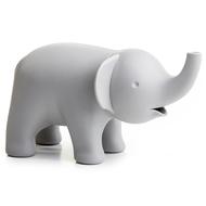 Qualy Сахарница Elephant (150 мл), серая