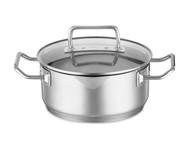 Roesle Кастрюля с крышкой Expertiso (2.7 л), 20х16.1 см
