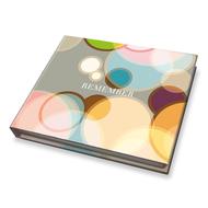 Remember Блокнот с ручкой Bubbles, 11.2х9.6 см