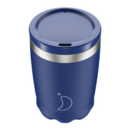 Chilly's Bottles Термокружка Coffee Cup Matte Blue (340 мл)