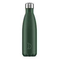 Chilly's Bottles Термос Matte (500 мл), зеленый