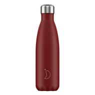 Chilly's Bottles Термос Matte (500 мл), красный