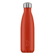 Chilly's Bottles Термос Neon (500 мл), красный