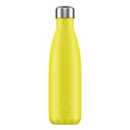 Chilly's Bottles Термос Neon (500 мл), желтый