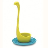 OTOTO Подстака для яйца Miss Nessie, 15 см, зеленый