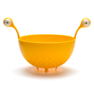 OTOTO Дуршлаг Spaghetti Monster, желтый