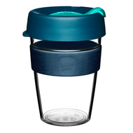 KeepCup Кружка Original M Clear Polaris (340 мл), синяя