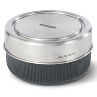 Black+Blum Ланч-бокс Glass Lunch Bowl (750 мл), серый