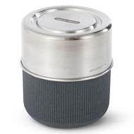 Black+Blum Ланч-бокс Glass Lunch Pot (450 мл), серый