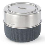 Black+Blum Ланч-бокс Glass Lunch Pot (600 мл), серый