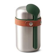 Black+Blum Термос для горячего Food Flask (400 мл), оливковый