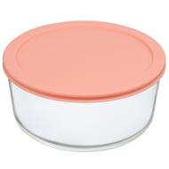 Smart Solutions Контейнер для еды стеклянный (1652 мл), розовый