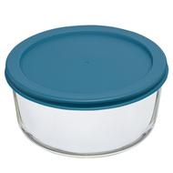Smart Solutions Контейнер для еды стеклянный (944 мл), темно-синий