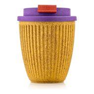 Walmer Термокружка Eco Bean (250 мл), желто-фиолетовый