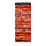 Walmer Подставка для ножей Bricks, 10х10х23 см
