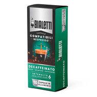 Bialetti Кофе в капсулах Decaffeinato для кофемашин Nespresso, 10 шт.