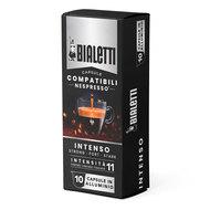 Bialetti Кофе в капсулах Intenso для кофемашин Nespresso, 10 шт.