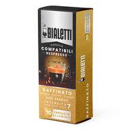 Bialetti Кофе в капсулах Raffinato для кофемашин Nespresso, 10 шт.