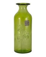 Vidrios San Miguel Ваза Citron Breeze, 19 см, зеленая