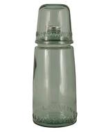 Vidrios San Miguel Бутылка для воды Natural Water (1 л) со стаканом (0.22 л), зеленая