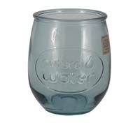 Vidrios San Miguel Стакан Natural Water (400 мл), 9х10.5 см, голубой