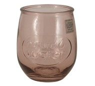 Vidrios San Miguel Стакан Natural Water (400 мл), розовый
