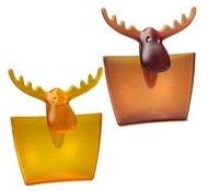 Koziol Подвеска для кружки RUDOLF (3557012), табачная/оранжевая