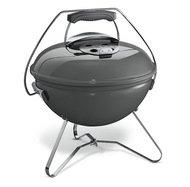 Weber Гриль угольный Smokey Joe Premium, 37 см, серый