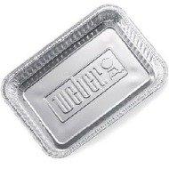 Weber Поддон алюминиевый 3300, маленький, 10 шт.