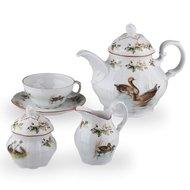 Seltmann Сервиз чайный Flugwild-Serie на 6 персон, 15 пр.